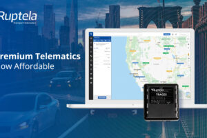 Ruptela Enters the U.S. Market with a Tailored Telematics Solution
