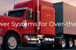 Volta Power Systems Partners with Stellar Industries to Reduce Idling on Trucks