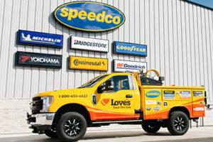 New Love's Truck Care and Speedco locations open