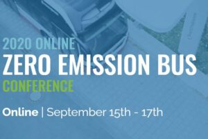 Registration Opens for the 2020 Online Zero Emission Bus Conference
