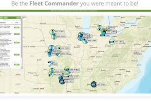 GeoSpace Labs Releases New Fleet Command Cloud Platform for its Suite of Geowiz ELD Products