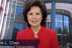 U.S. Transportation Secretary Elaine L. Chao Announces Launch of AV TEST Online Tracking Tool