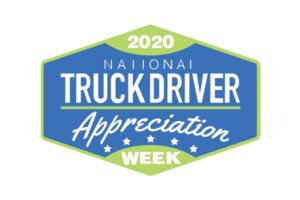 ATA Celebrates Efforts of Professional Drivers During 2020 National Truck Driver Appreciation Week