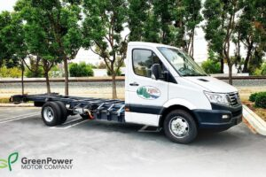 GreenPower and Forest River Enter Into Exclusive Purchase Agreement for 150 EV Star Cab and Chassis