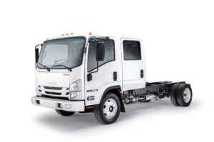The Shyft Group Selected To Produce New Options In Isuzu's Commercial Truck Lineup